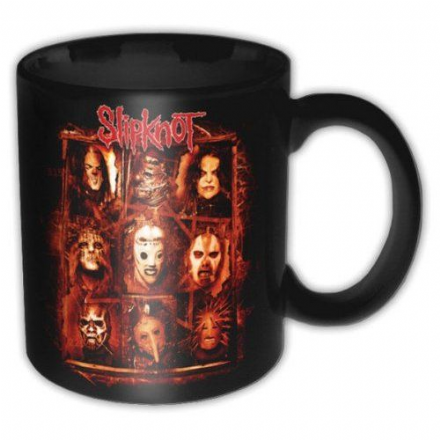 Slipknot Rusty Design Mug